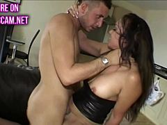 Tender deuce fuck with creampie