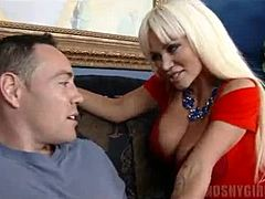 Mommy needs cheering up by son - look numerous on noshygirls.com mature sex
